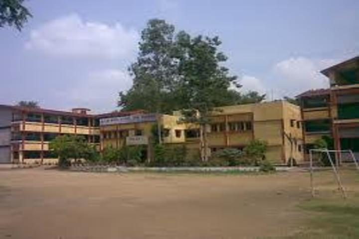D A V Model School-Play Ground