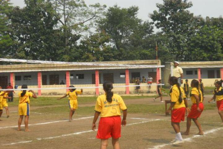 D A V Model School-Sports