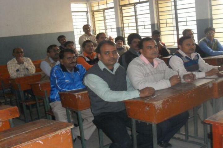 D A V Model School-Teacher Training