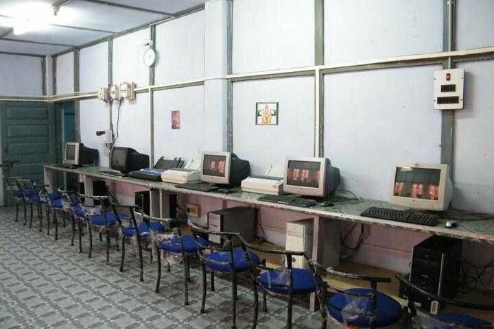 Vivekananda Kendra Vidyalaya-Computer Lab