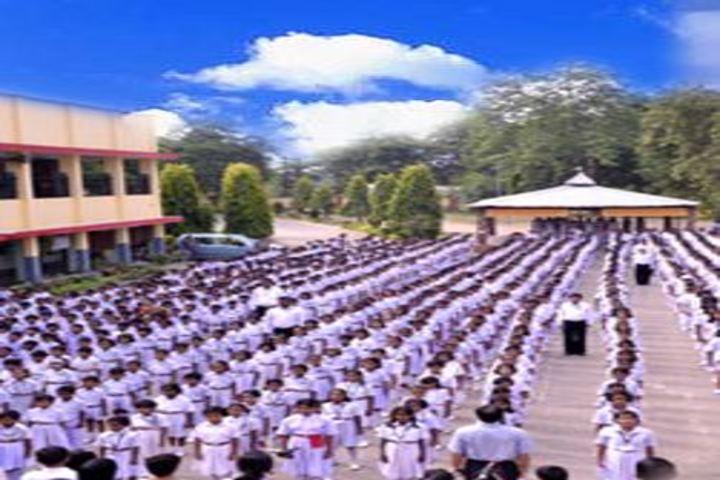 D A V Public School-Prayer View