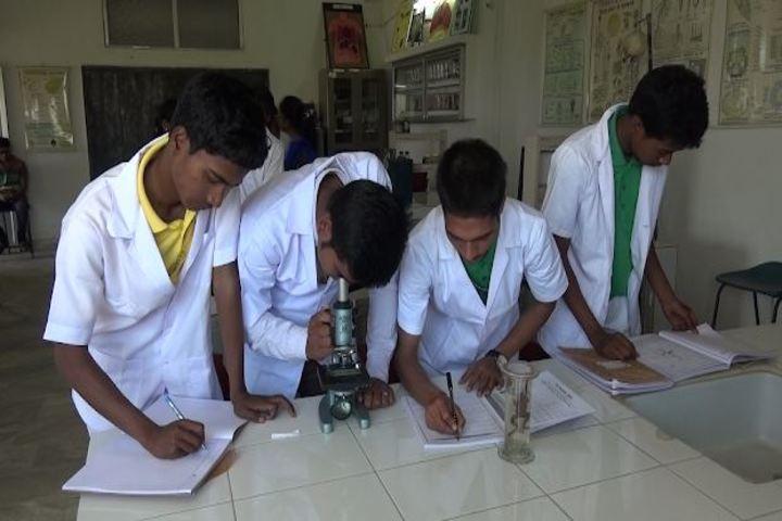 Dav Alok Public School-Biology-Lab