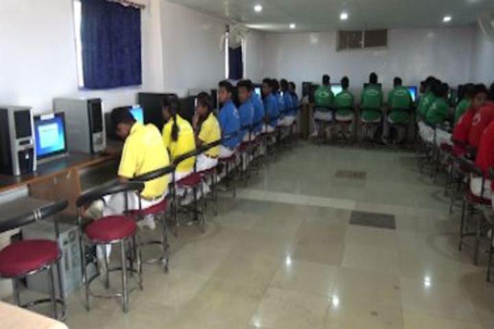 Dav Alok Public School-Computer-Lab