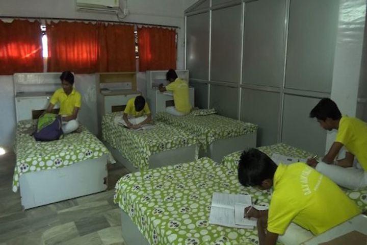 Dav Alok Public School-Hostel