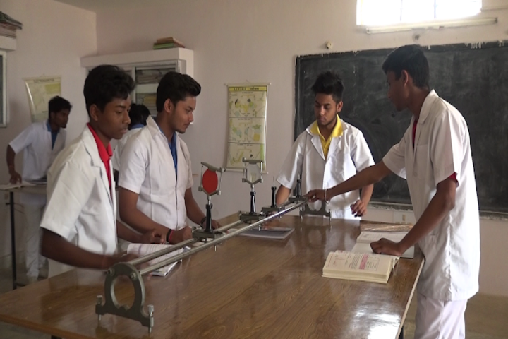 Dav Alok Public School-Physic-Lab