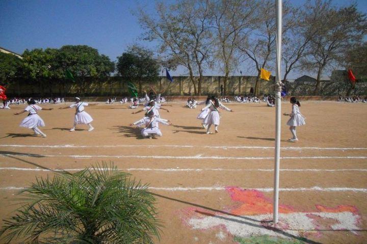 Dav Alok Public School-Republic-Day