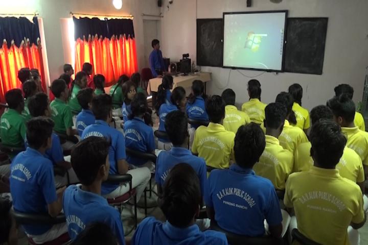 Dav Alok Public School-Smartclass