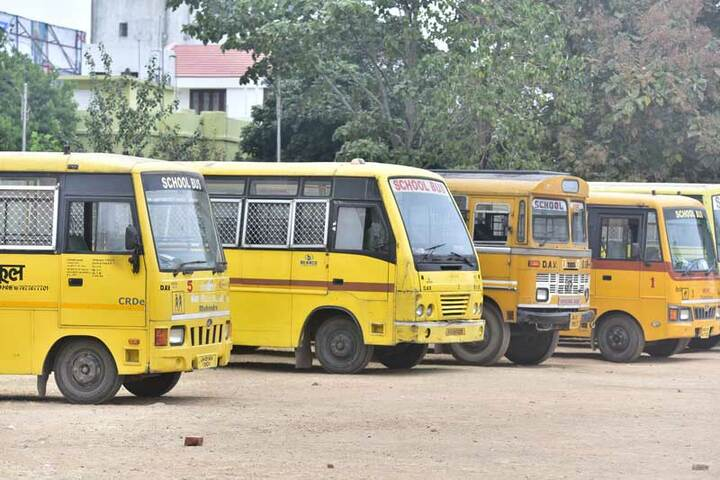 DAV Nandraj Public School - Transport