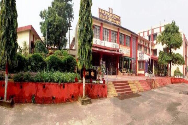 D A V Public School-School Building
