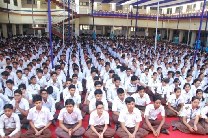 D A V Public School-Students