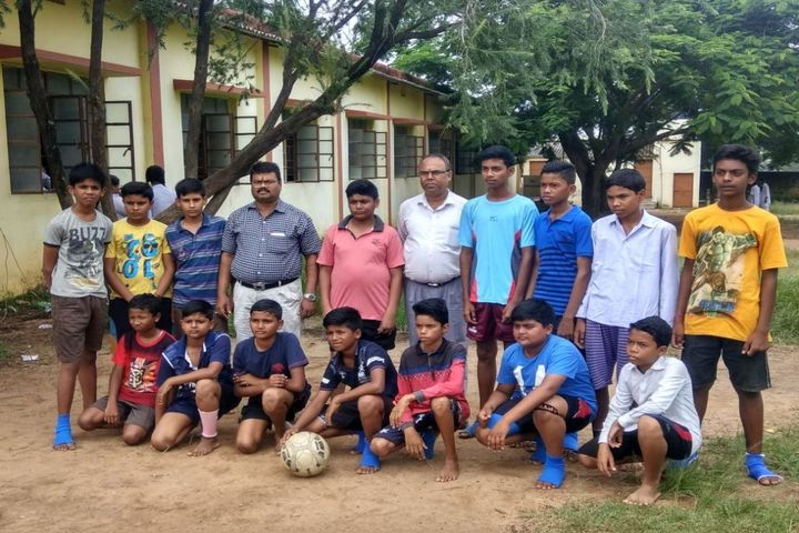 DAV Public School - Foot ball