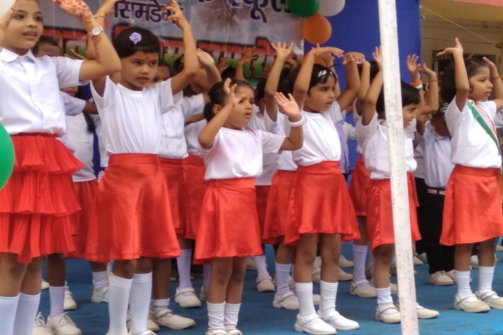 DAV Public School - Kindegarten dance