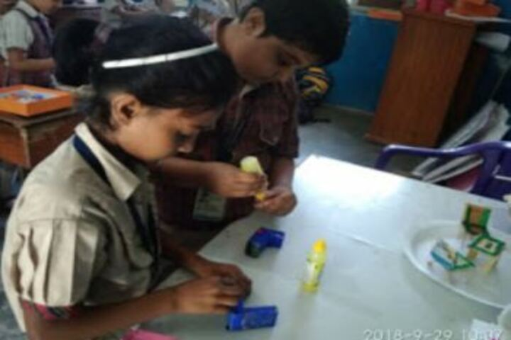 Dav Public School-Activity