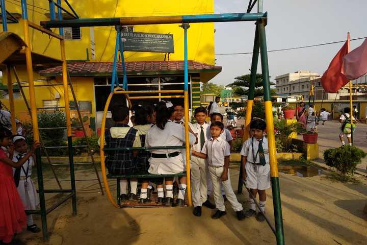 Delhi Public School-Play-Games