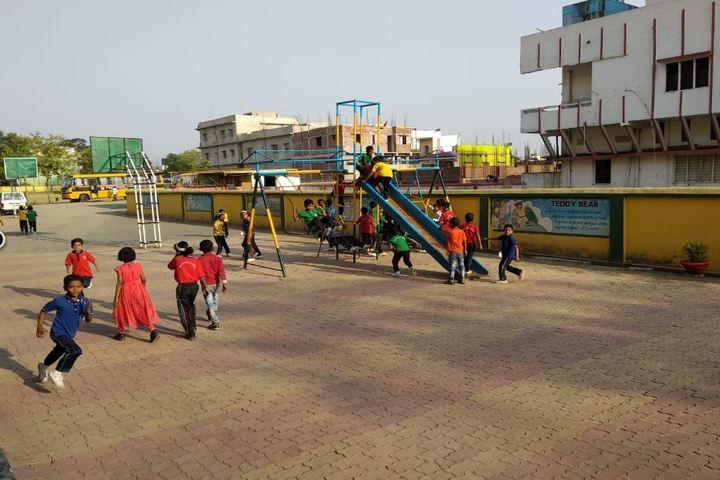 Delhi Public School-Play-Ground