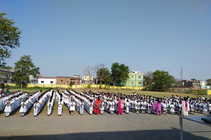 Delhi Public School-Prayer-View