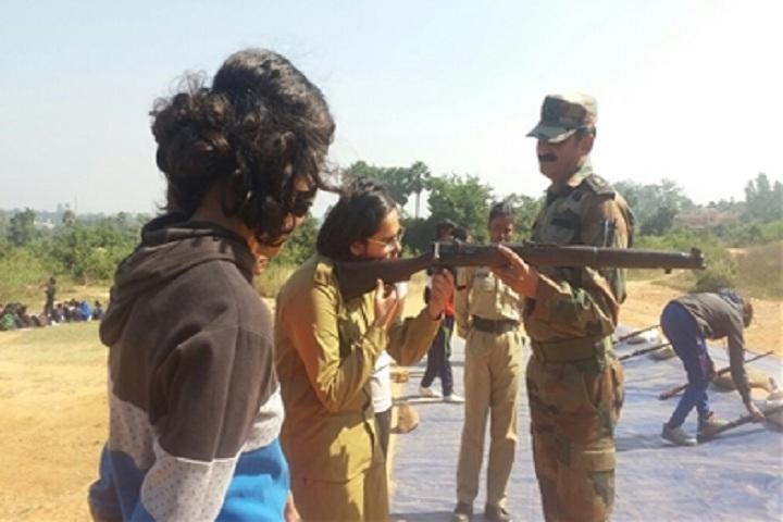 Delhi Public School-NCC