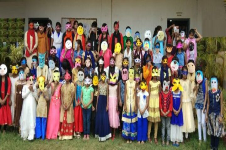 Dhanbad City School-Activity