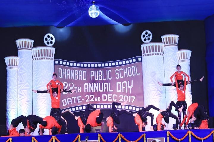 Dhanbad Public School-Annual-Day
