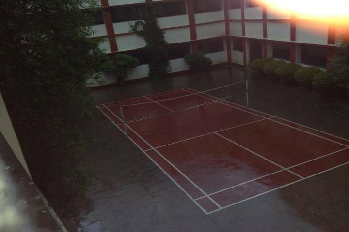 Dhanbad Public School-Basket-Ball-Court
