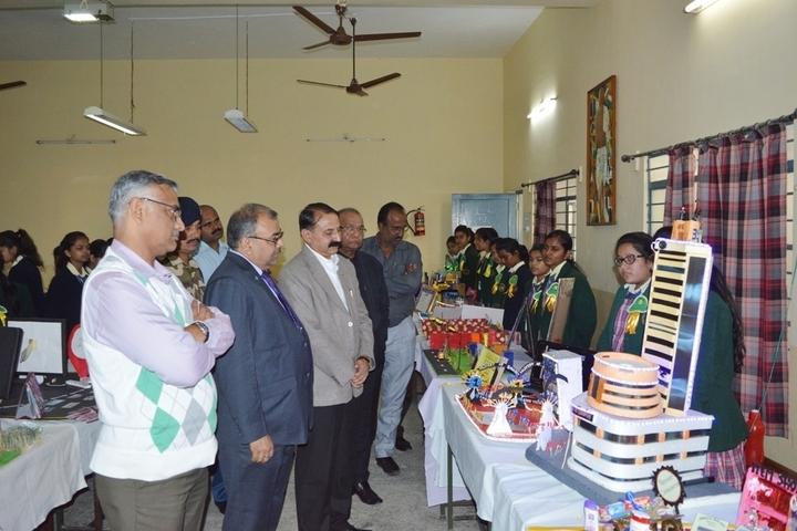 Dhanbad Public School-Exhibition1