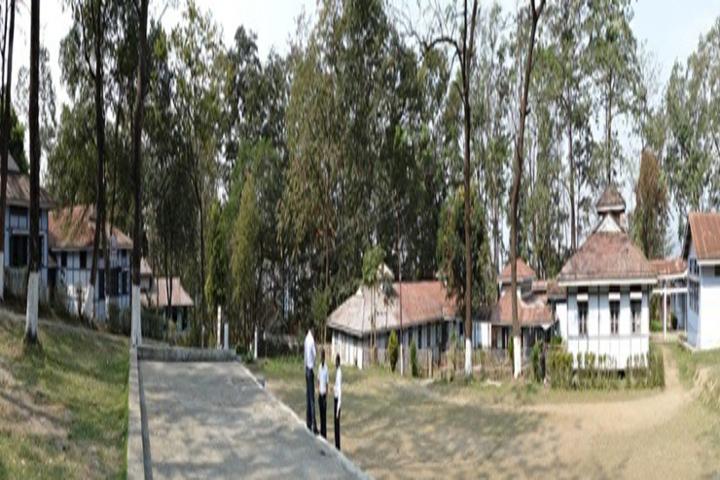 Vivekananda Kendra Vidyalaya-School Building