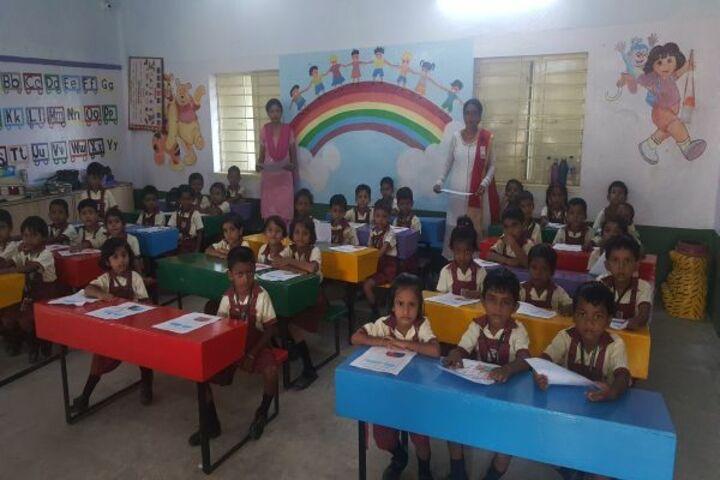 Don Bosco-Classroom