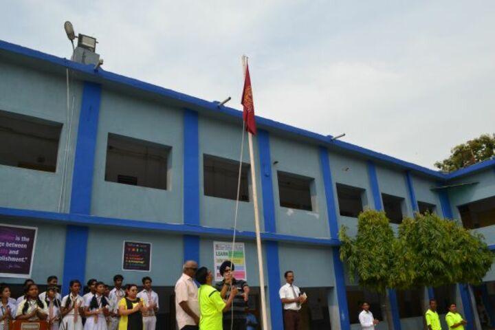 Don Bosco-Flag-Hosting