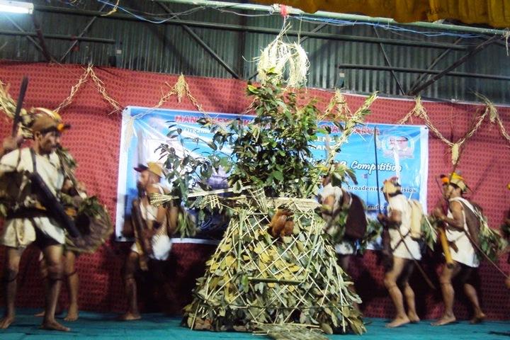 Vivekananda Kendra Vidyalaya-Dance