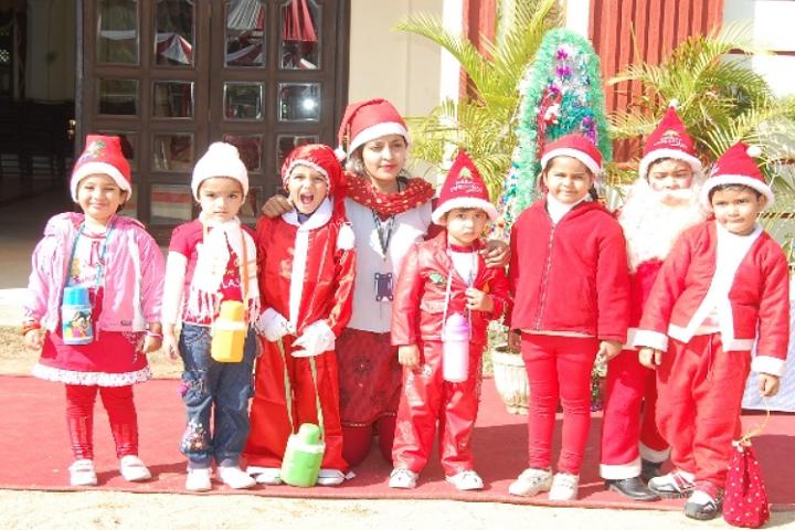 Firayalal Public School-Christmas Celebrations