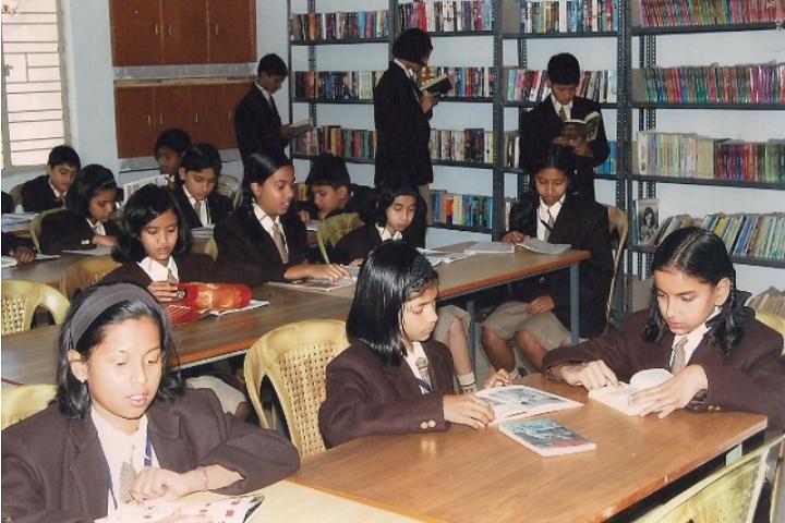 Firayalal Public School-Library