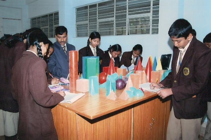 Firayalal Public School-Maths Lab