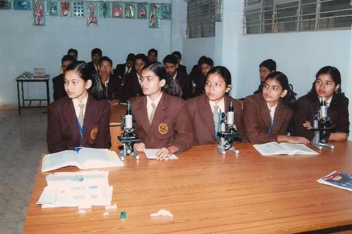 Firayalal Public School- Biology Lab