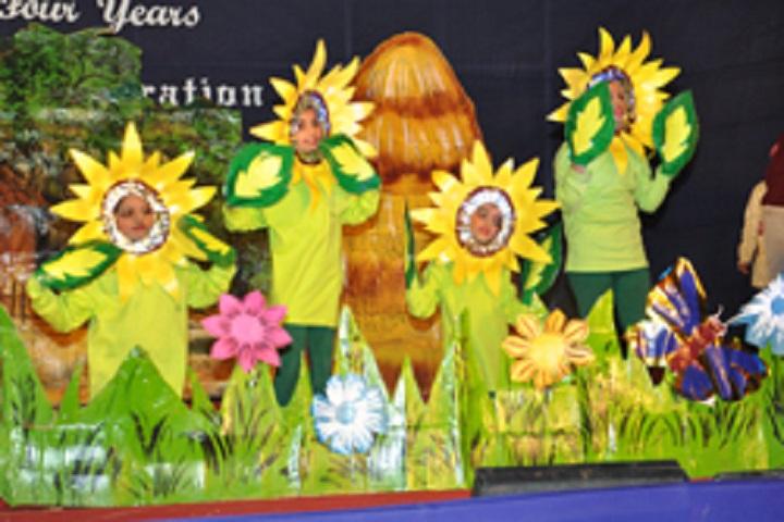 Ggcet St Xaviers International School-Activity