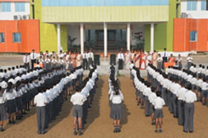 Ggcet St Xaviers International School-Assembly