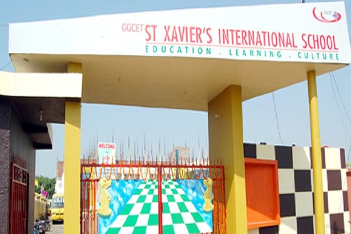Ggcet St Xaviers International School-Campusview