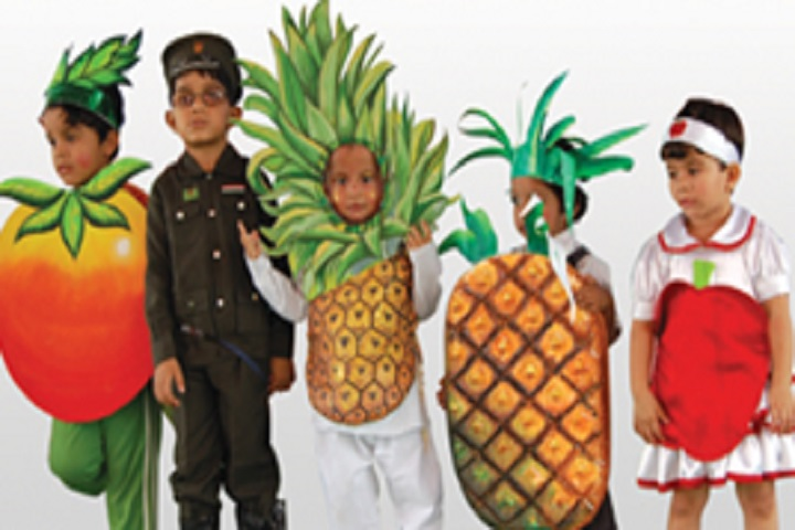 Ggcet St Xaviers International School-Fruits Activity