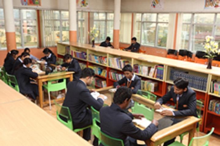 Ggcet St Xaviers International School-Library