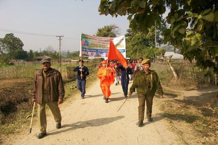 Vivekananda Kendra Vidyalaya-Awareness Activity