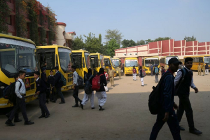 Guru Nanak Higher Secondary School-Bus
