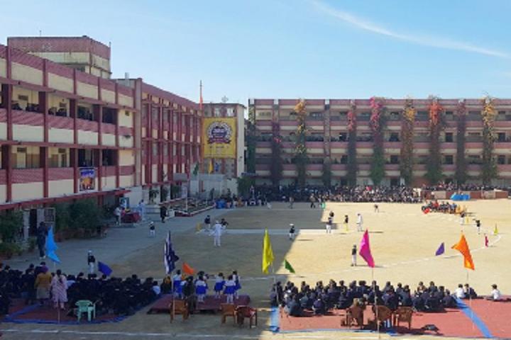 Guru Nanak Higher Secondary School-Campus View