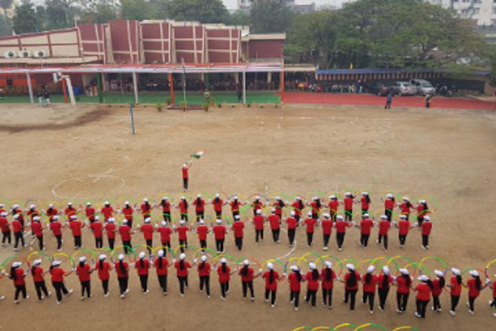 Guru Nanak Higher Secondary School-Independence Day Celebration