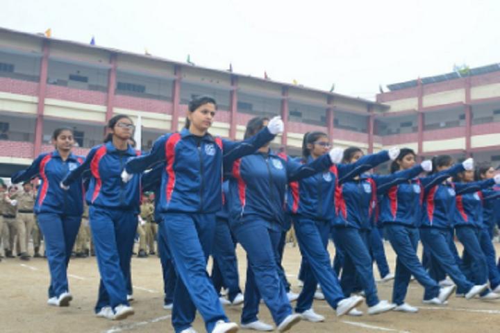 Guru Nanak Higher Secondary School-NCC