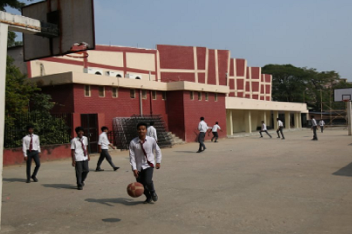 Guru Nanak Higher Secondary School-Play Ground