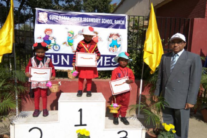 Guru Nanak Higher Secondary School-Sports Winner