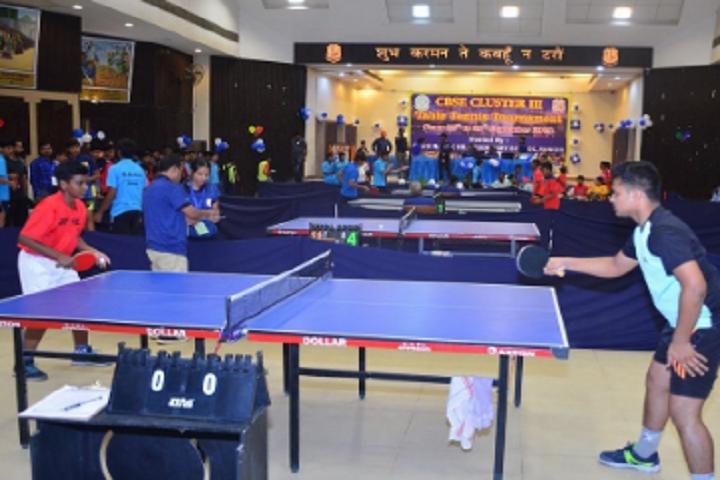 Guru Nanak Higher Secondary School-Tennis