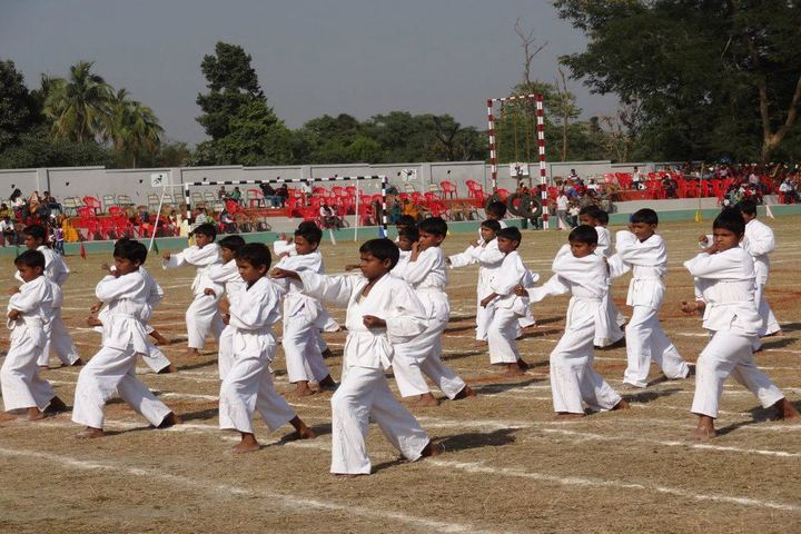 Holy Cross School-Karate