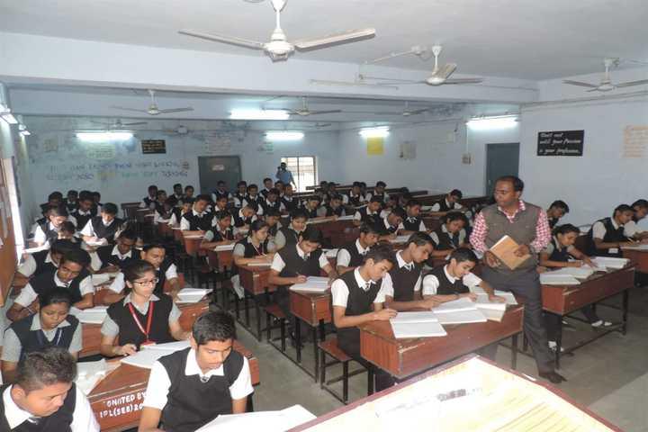 Holy Cross School-Classroom