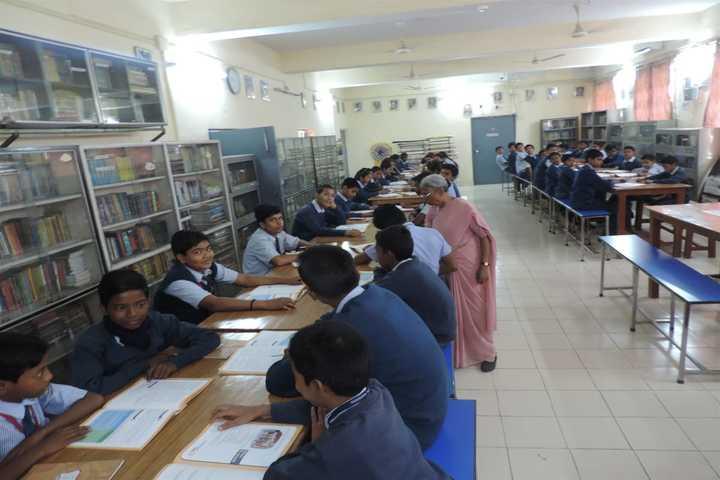 Holy Cross School-Library