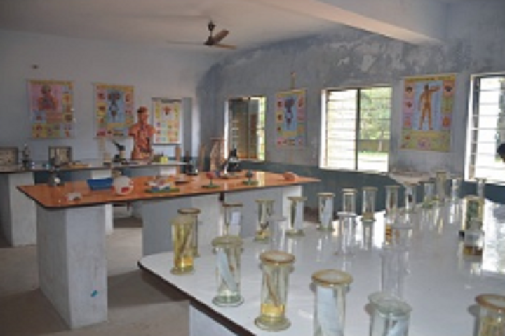 Imperial School Of Learning-Biology Lab